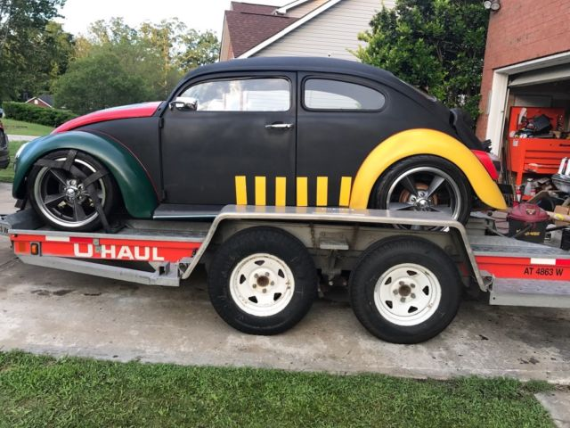 1970 Volkswagen Beetle - Classic Coupe with Black interior