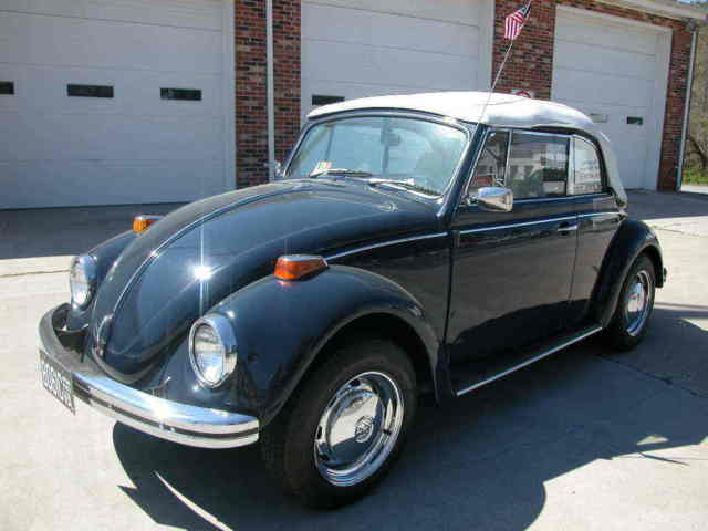 1970 Volkswagen Beetle - Classic Karmann Edition