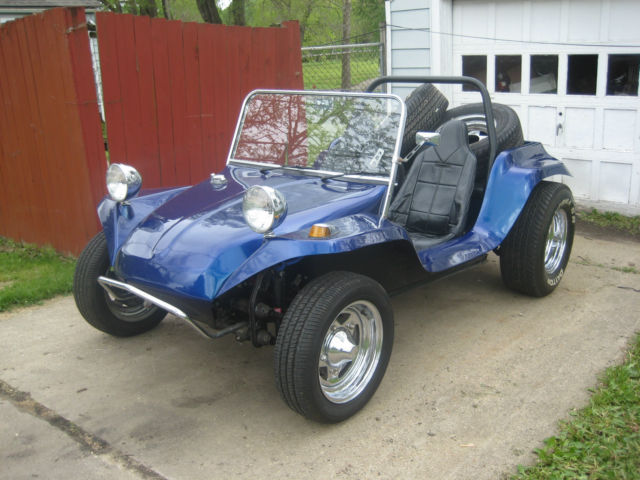 1970 Vw Dune Buggy Real Nice