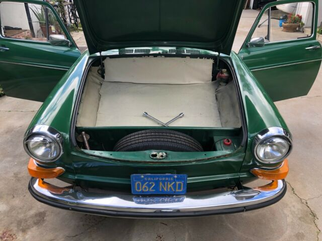 1970 VW Fastback for sale: photos, technical specifications