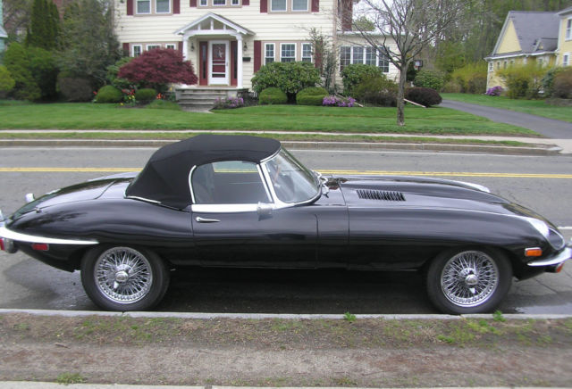 1970 Jaguar E-Type OTS