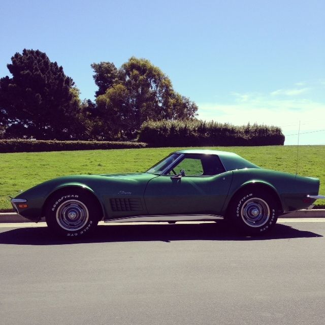 1970 Chevrolet Corvette YENKO CHEVROLET CONVERTIBLE RARE & DOCUMENTED