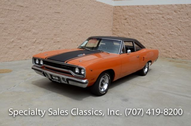 1970 Plymouth Road Runner 440 (3 x 2)