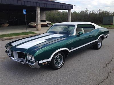1971 Oldsmobile 442 4-4-2 455 Rocket