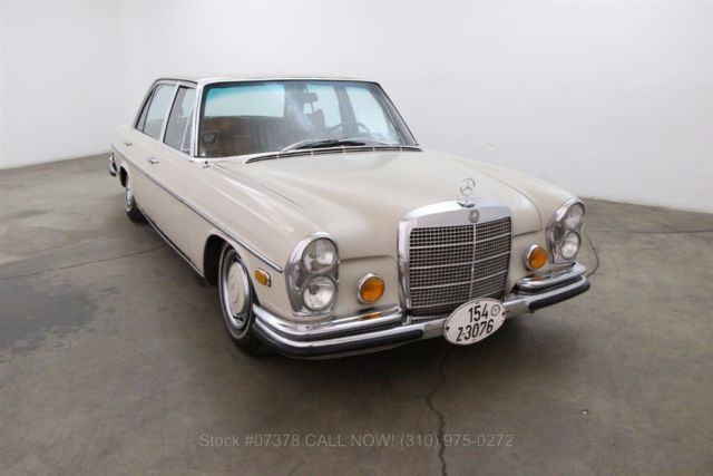 1971 Mercedes-Benz 300-Series 6.3