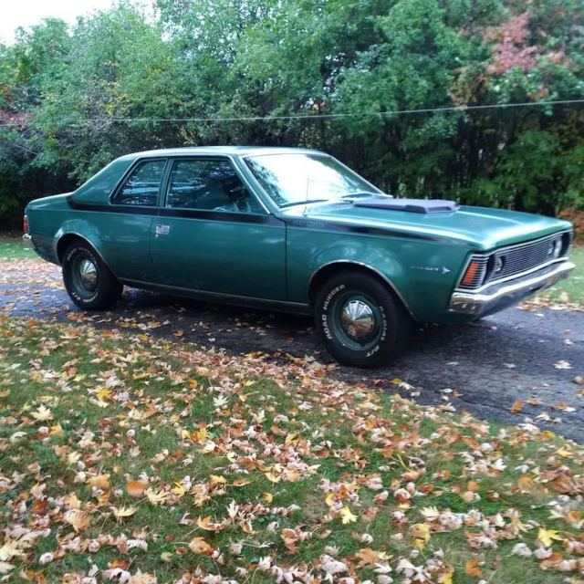 1971 AMC Hornet Coupe