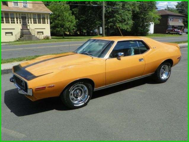 1971 Other Makes JAVELIN AMX