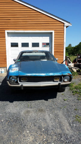 19710000 Other Makes Javelin AMX