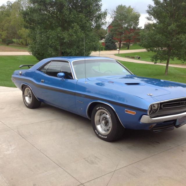 1971 Dodge Challenger RT clone