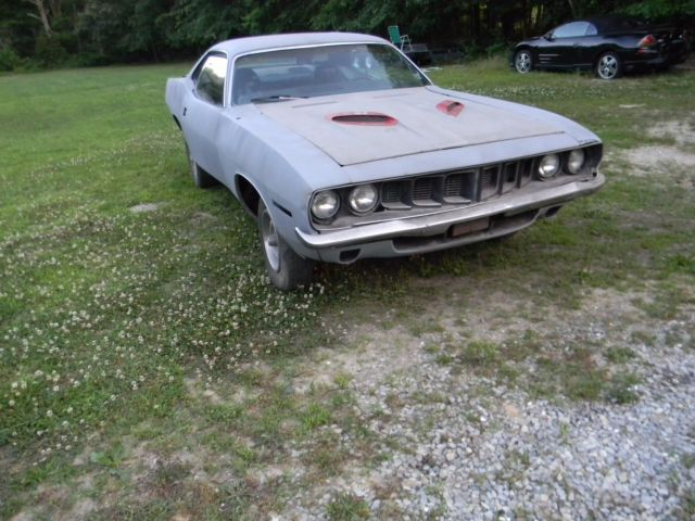 1971 Barracuda Big Block project car Clean Title for sale
