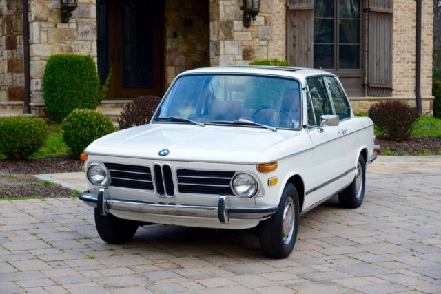 1971 BMW 2002 1971 BMW 2002, California Original Car
