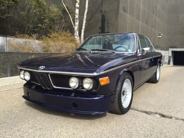 1971 BMW Other CS