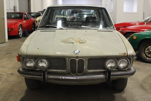 1971 BMW Bavaria Sedan