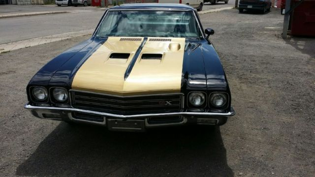 1971 Buick Other GSX STAGE 1 CLONE