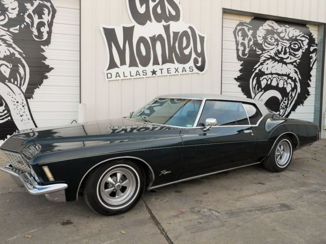Buick Riviera V Automatic Boat Tail By Gas Monkey Garage - Gas monkey aston martin sale price