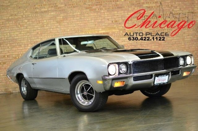 1971 Buick Skylark Coupe - RESTORED MUSCLE GS CLONE