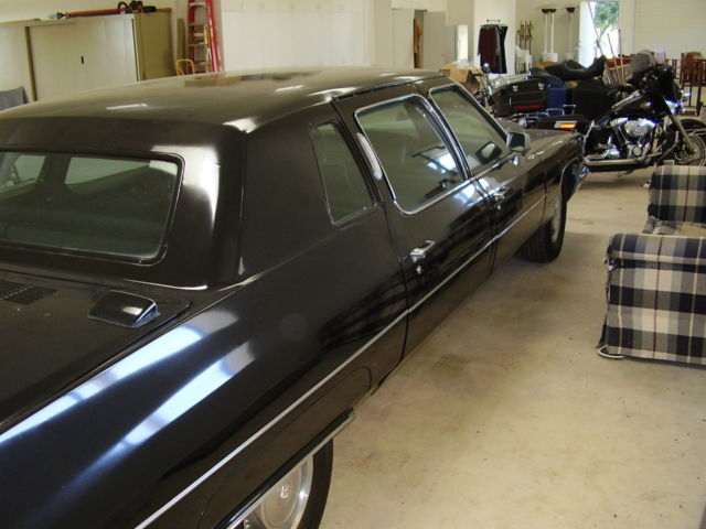 1971 Cadillac Fleetwood 75 Series Limousine For Sale