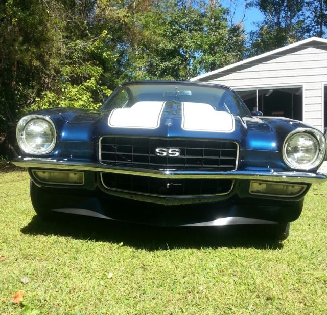 1971 Camaro Ss For Sale: Photos, Technical Specifications