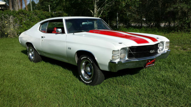 1971 Chevelle SS350 Clone For Sale Photos Technical Specifications