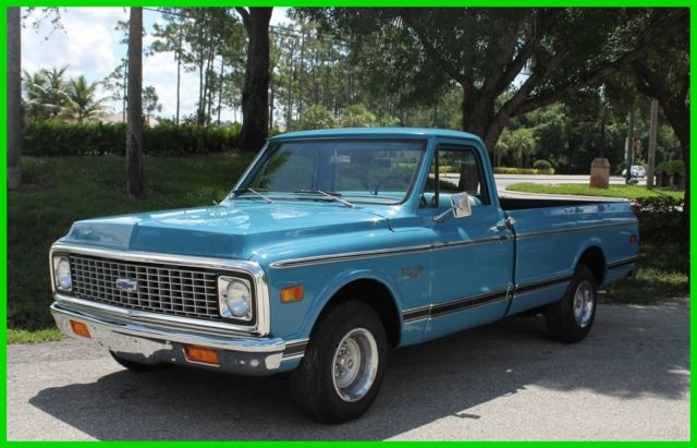 1971 Chevrolet C-10 Custom/10 350 V8 C-10 Pick Up Truck