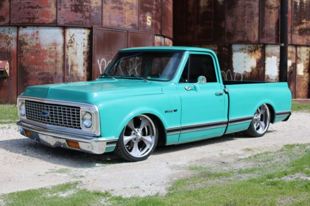 1971 Chevrolet C10 ~LS swap~ **BAGGED** 5 3L <air ride> for