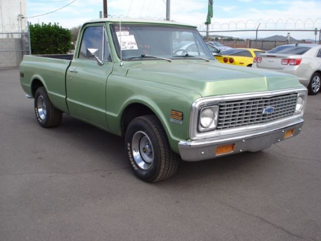 1971 Chevrolet Other Pickups BBC, 700R4, Power Brakes, A/C, Nice Truck