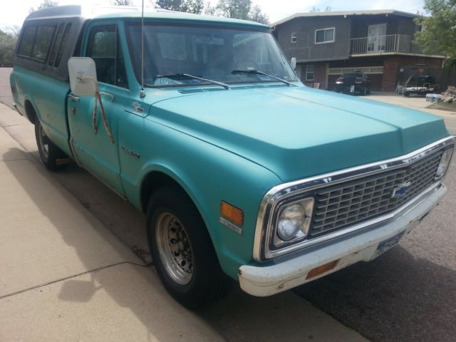 1971 Chevrolet Other Pickups C20