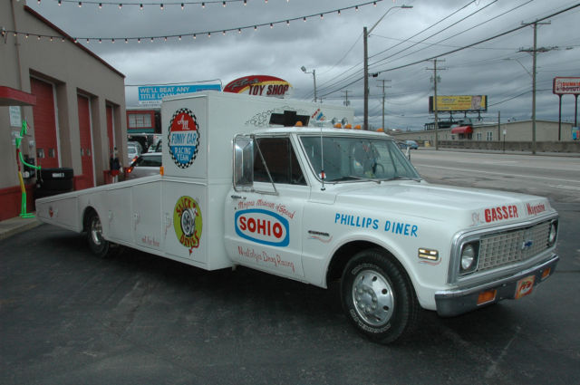 1971 Chevrolet Other C30 Dually Car Hauler