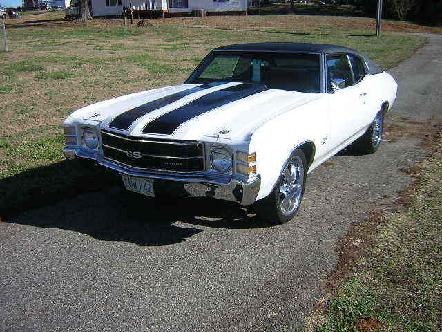 1971 Chevrolet Chevelle SS 454 LS5