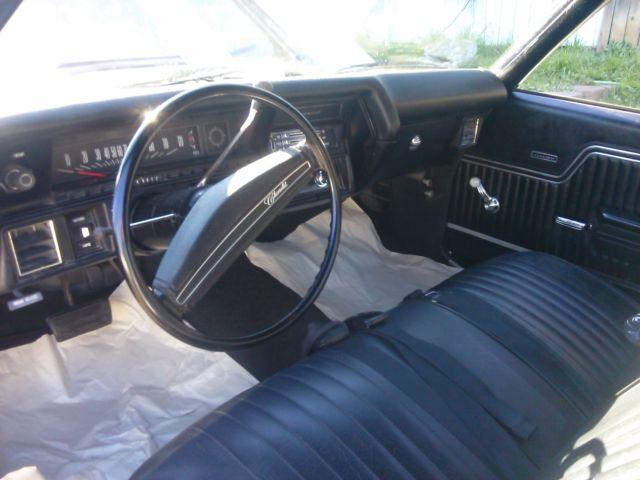 1971 Chevrolet Chevelle malibu 33900 original miles & parts fram up