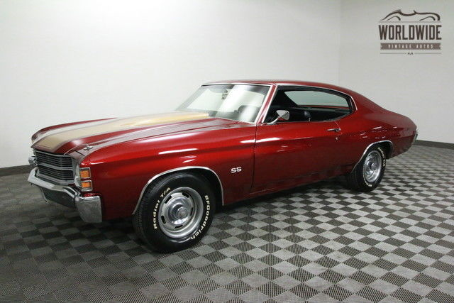 1971 Chevrolet Chevelle RESTORED SHOW CAR V8 AUTO!