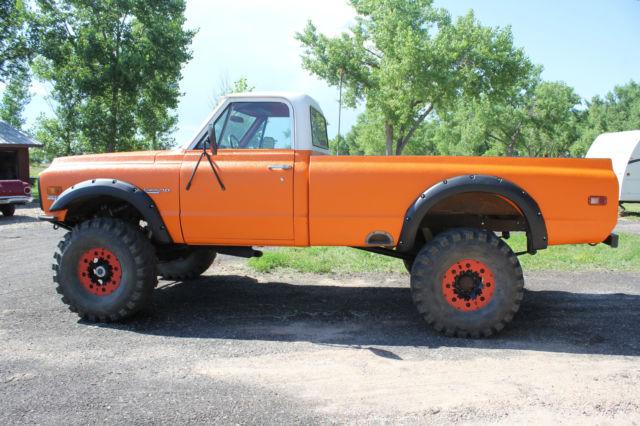 1971 chevrolet chevy c10 custom mud rock truck 4x4 383 stroker motor 1971 GMC Truck 1971 chevrolet chevy c10 custom mud rock truck 4x4 383 stroker motor