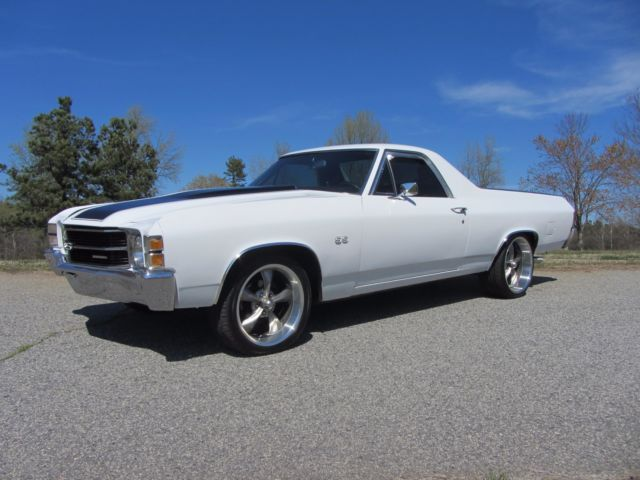 1971 chevrolet el camino chevelle hot rod super sport. Black Bedroom Furniture Sets. Home Design Ideas
