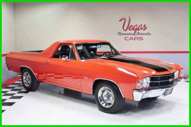 1971 Chevrolet El Camino 1971 Chevrolet El Camino Great Looking Driver