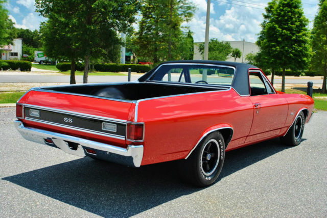 1971 Chevrolet El Camino SS tribute Frame Off Restored!