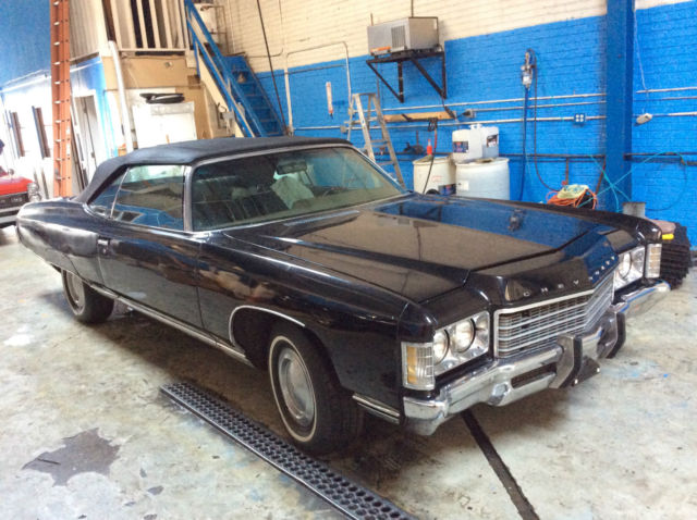 1971 Chevrolet Impala Convertible For Sale Photos