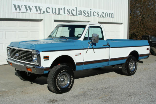 1971 Chevrolet C/K Pickup 1500 Base