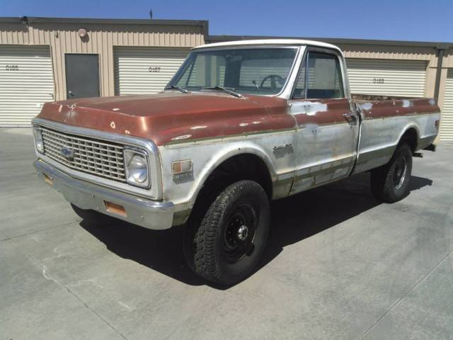 1971 Chevrolet Other Pickups