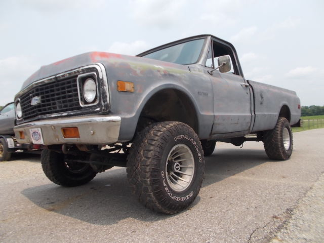 1971 Chevrolet Other Pickups 4X4