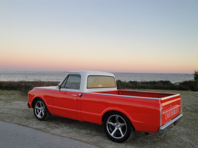 1971 Chevrolet C-10 short box
