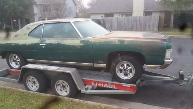 1971 chevy impala sports coupe for sale photos technical specifications description