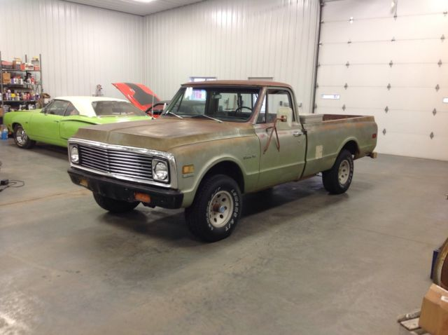 1971 Chevrolet C/K Pickup 1500 Custom