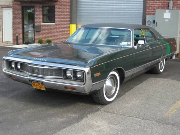 1971 Chrysler New Yorker