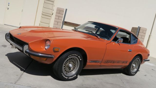 1971 Datsun Z-Series 240Z SURVIVOR! ALL ORIGINAL! CLEAN! RUNS EXCELLENT
