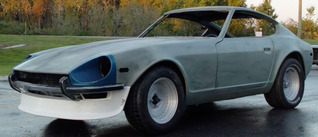 1971 Datsun Z-Series custom