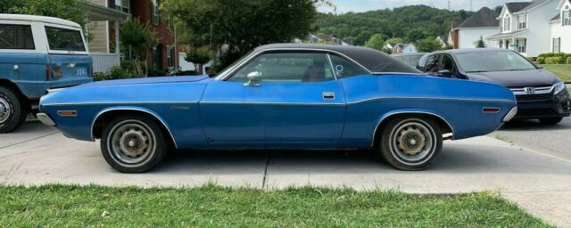 1971 DODGE CHALLENGER - 1970 CUDA BARRACUDA 71 70 E BODY