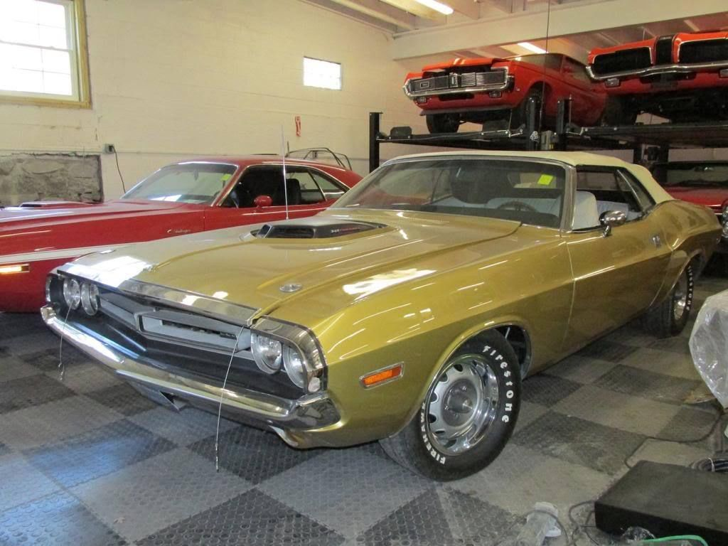 1971 Dodge Challenger Convertible For Sale Photos Technical