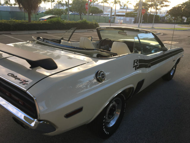 1971 dodge challenger convertible r t tribute rotisserie restored. Cars Review. Best American Auto & Cars Review