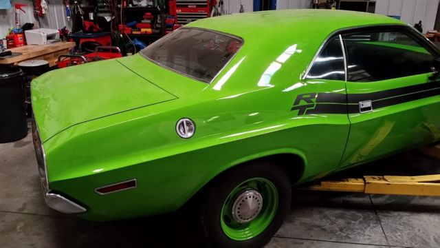 1971 Dodge Challenger Rt Clone 383 4 Speed For Sale