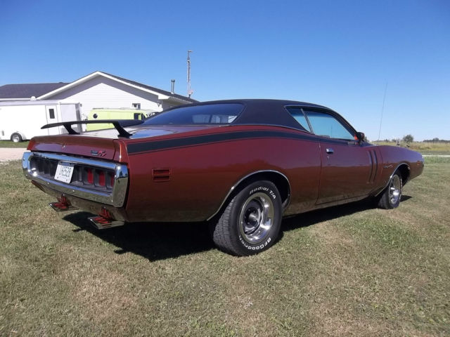 1971 dodge charger rt 440 auto with factory air mopar for sale photos technical specifications. Black Bedroom Furniture Sets. Home Design Ideas